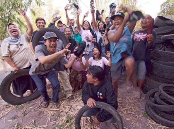 indsole:インドネシアの職人たちをご紹介