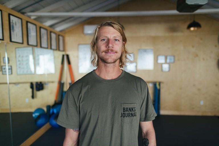 BANKS-JOURNAL JAMS:VOL 29<br>ニックに聞いた、サーフィンと生活のバランス