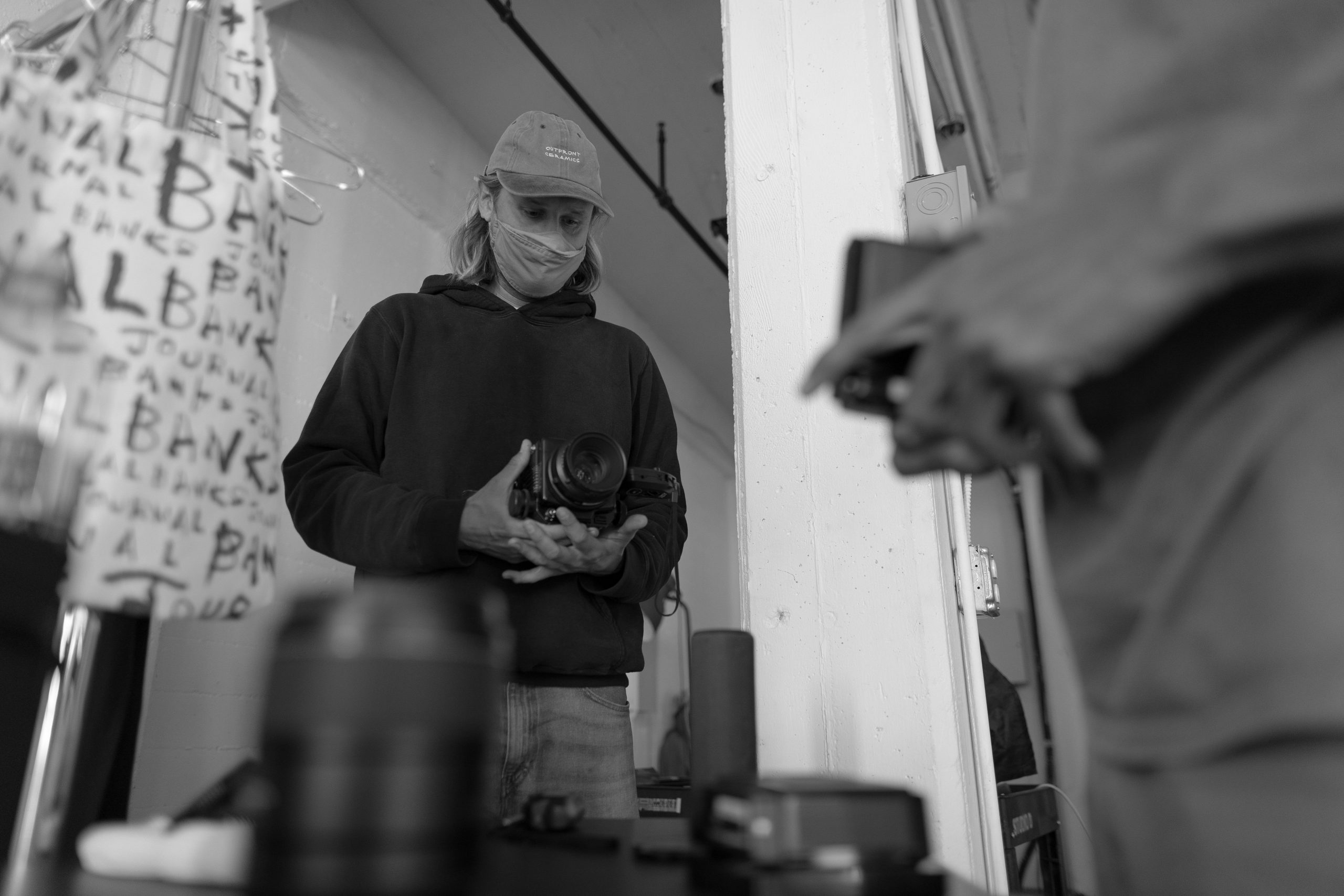 BANKS JOURNAL-A LOOK BEHIND THE LENS: DUNKWELL-