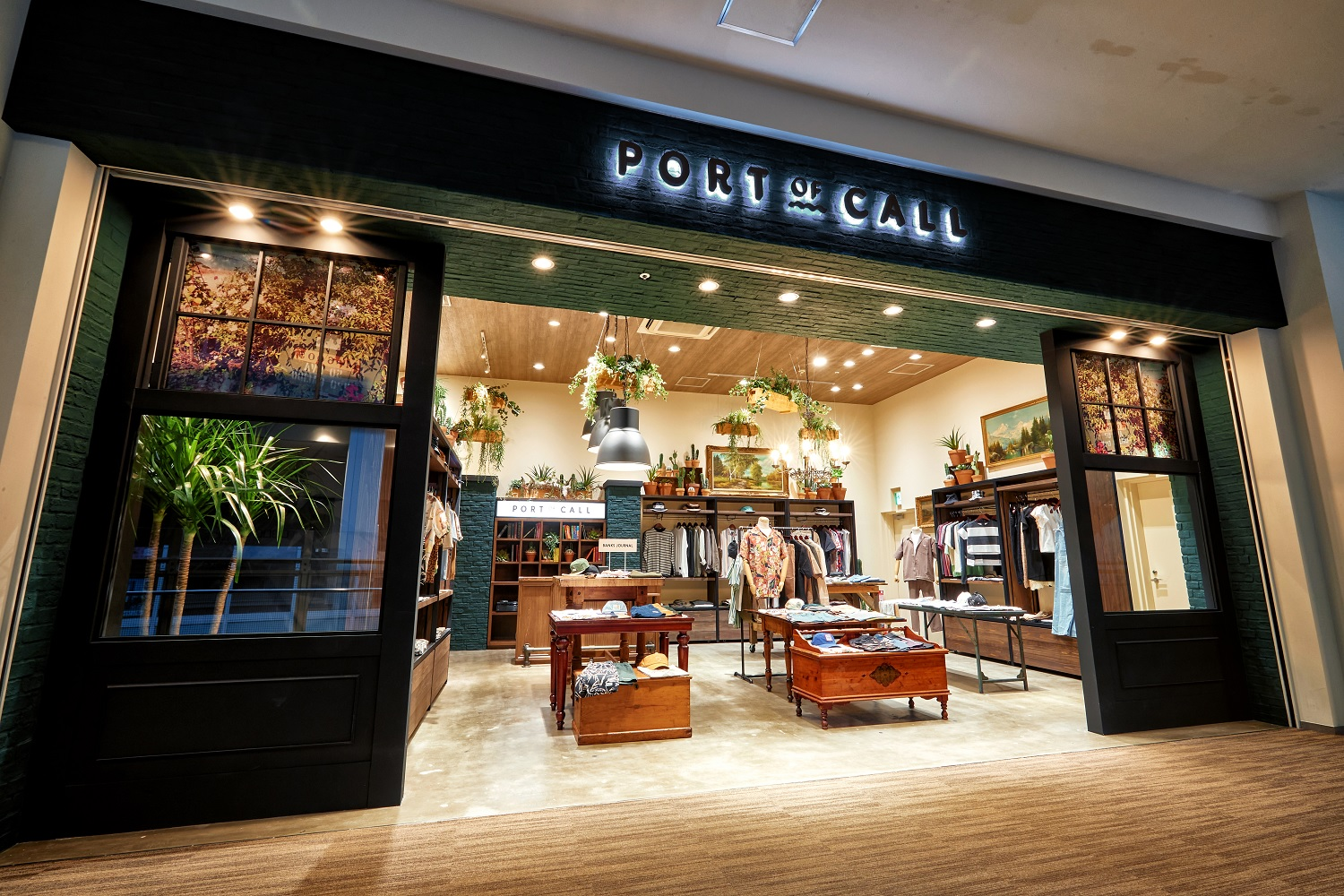 【NEW OPEN】PORT of CALL豊洲が4/20にOPEN!