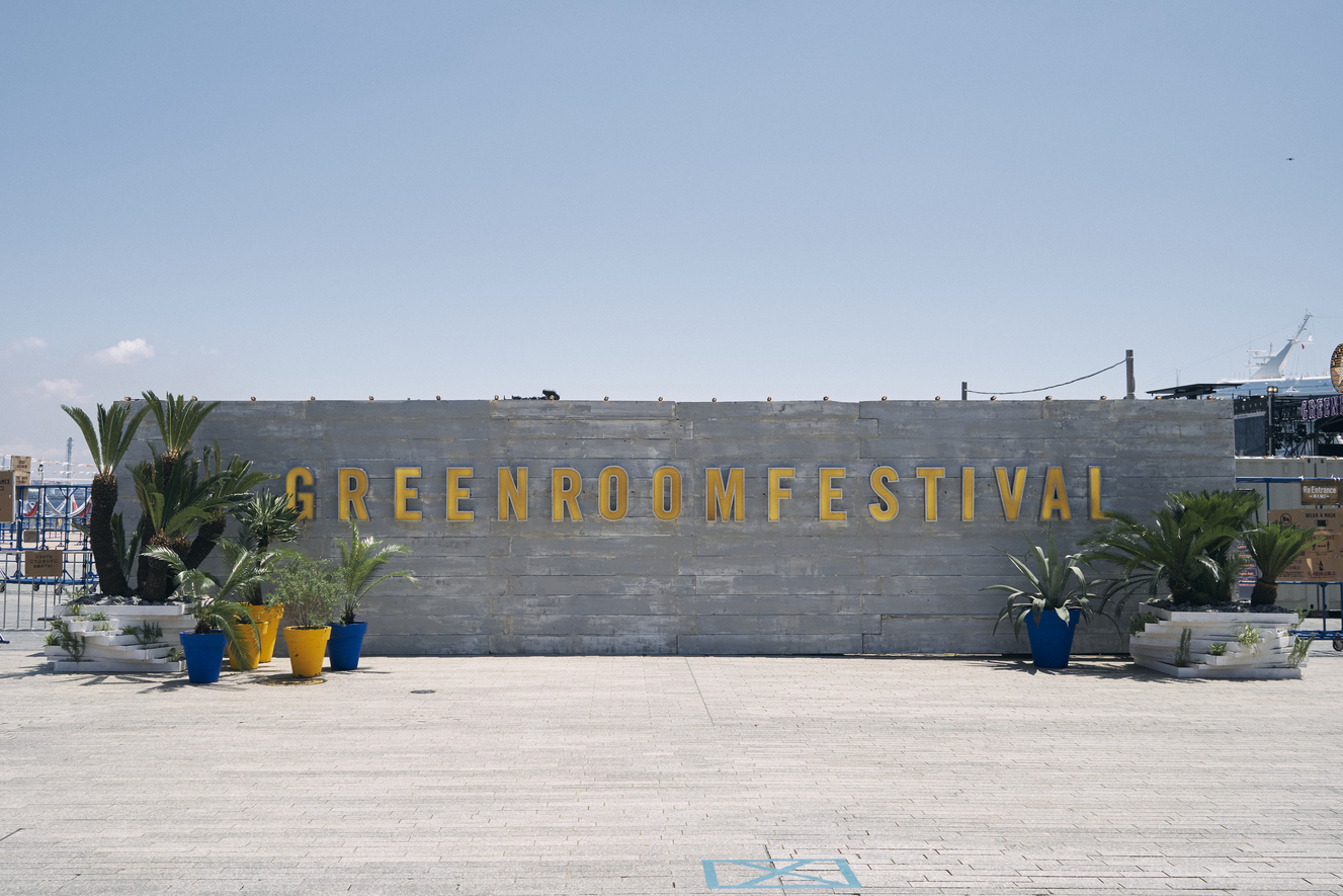 Greenroom Festival 2021 SNAP