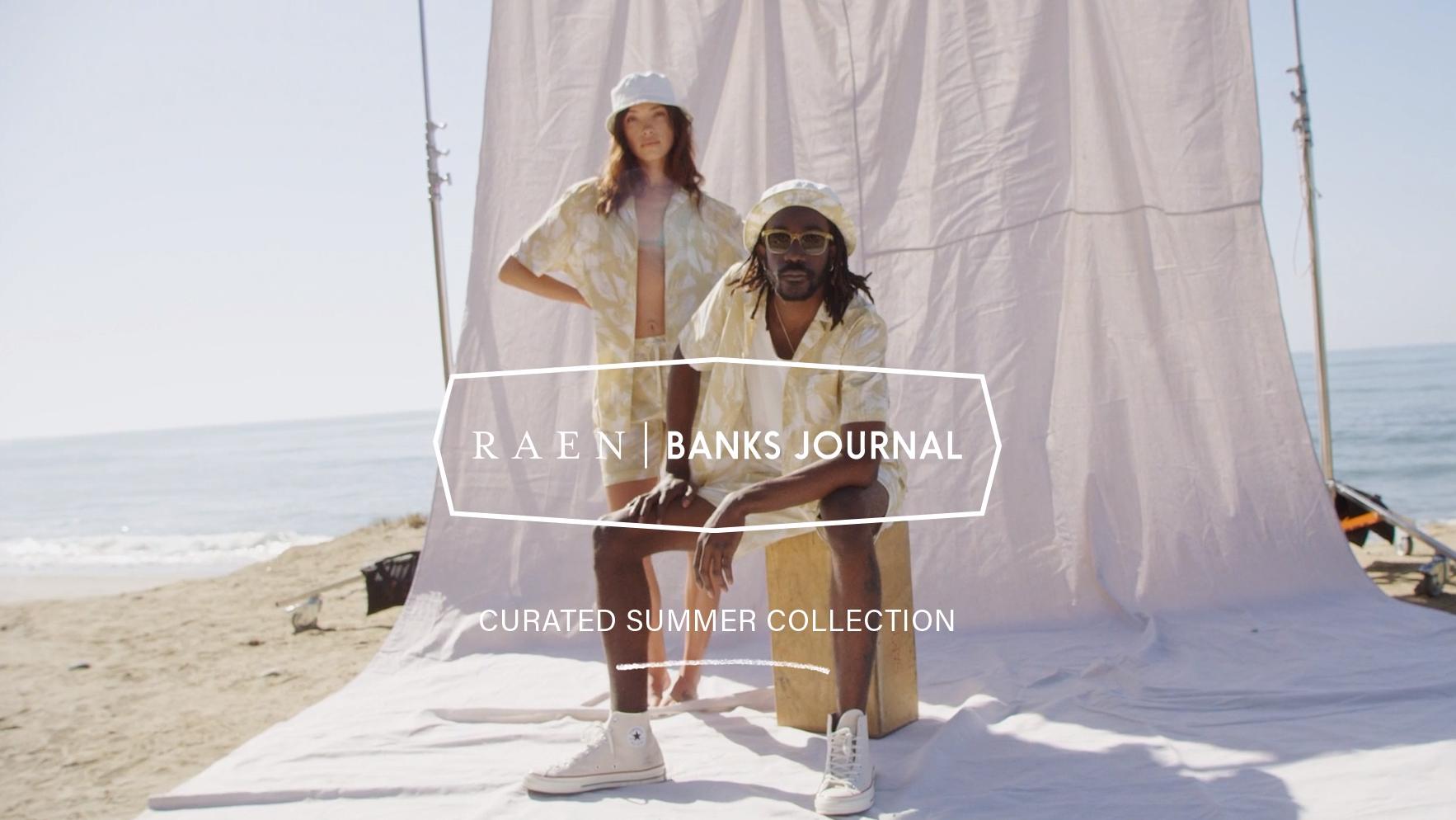 BANKS-RAEN キュレーション・コレクション