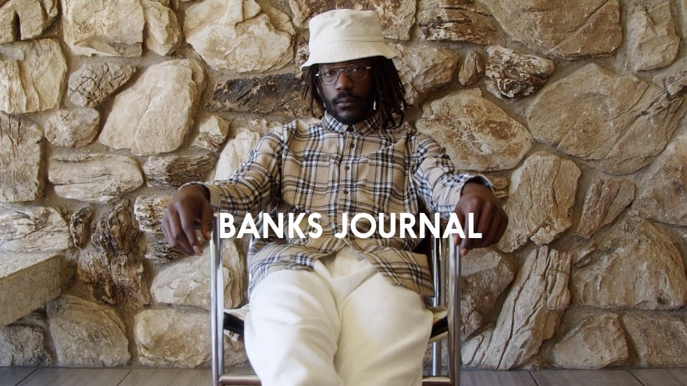 BANKS JOURNAL‐2021年秋コレクション
